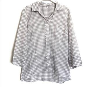 Splendid Gingham shirt